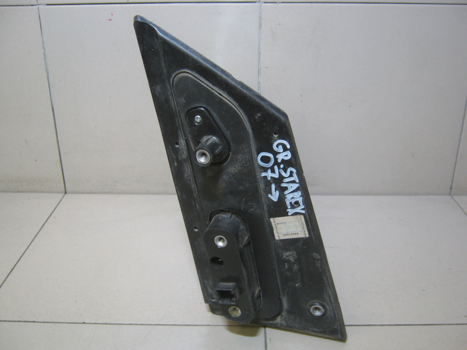 Зеркало левое электрическое 876104H600