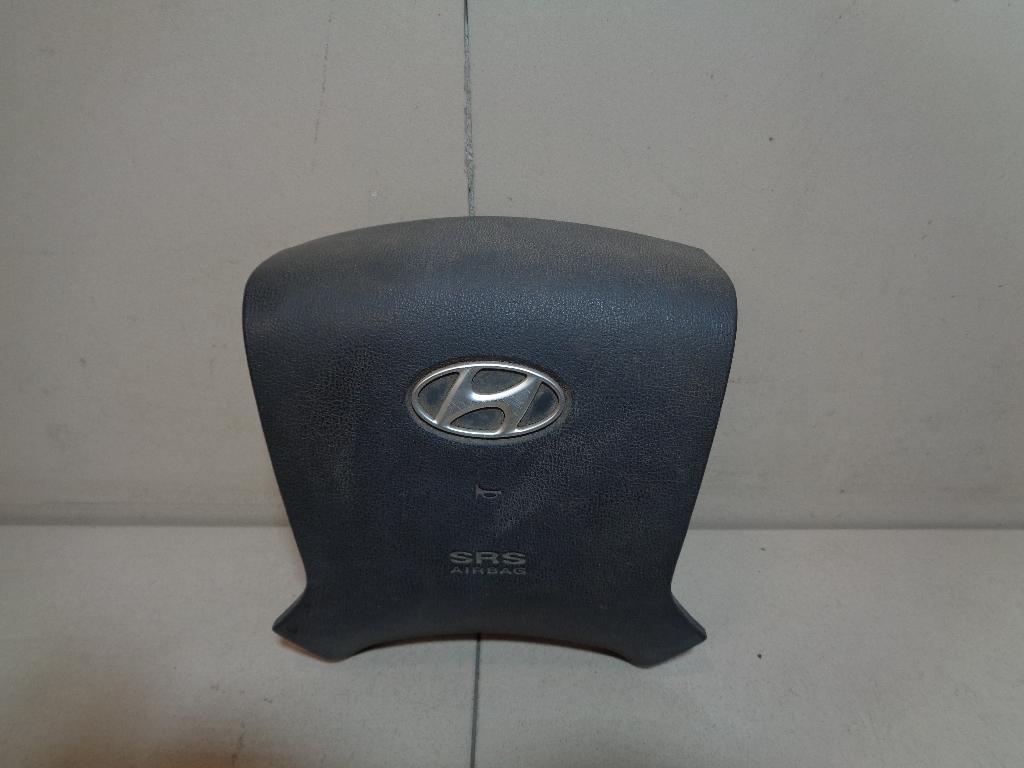 Подушка безопасности в рулевое колесо 569004H000WK