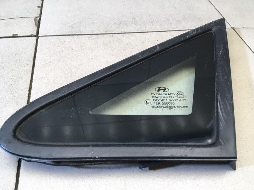 Стекло кузовное глухое левое 861704H010