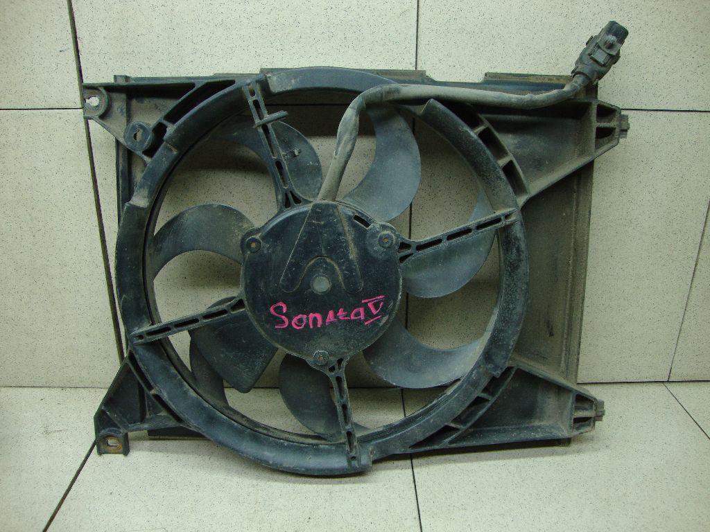 Вентилятор радиатора 9773038000
