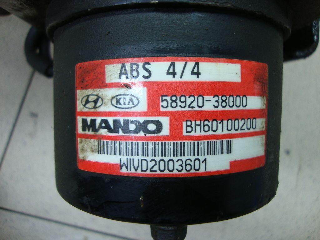 Блок ABS (насос) 5892038000