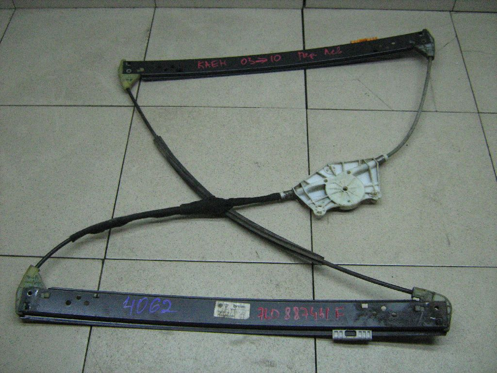 Стеклоподъемник электр. передний левый