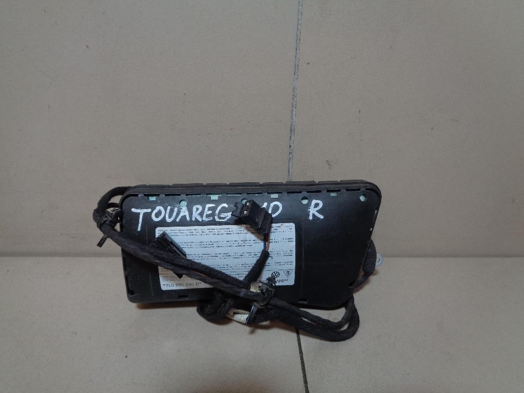 Подушка безопасности боковая (в сиденье) 7L0880240B