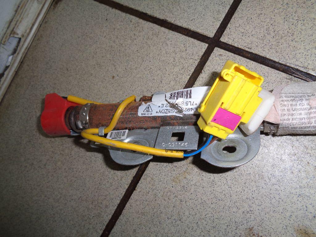 Подушка безопасности боковая (шторка) 95580307002
