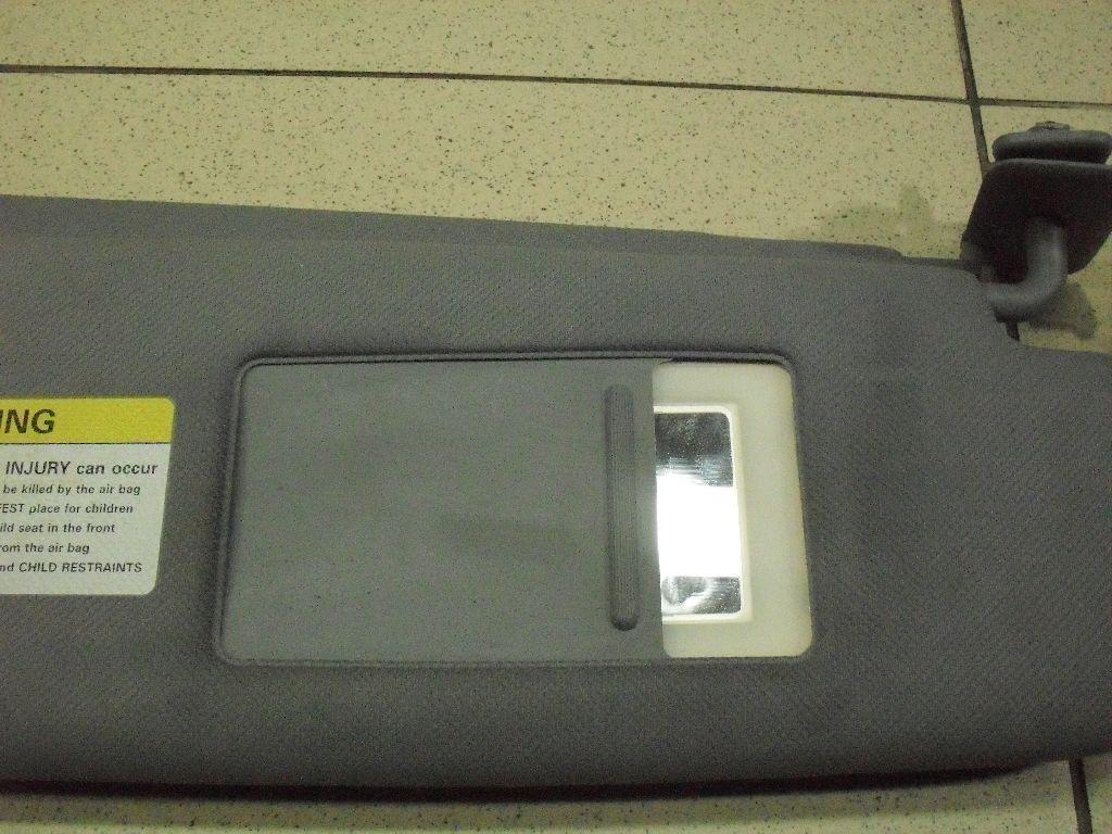 Козырек солнцезащитный (внутри) 7L5857552AG