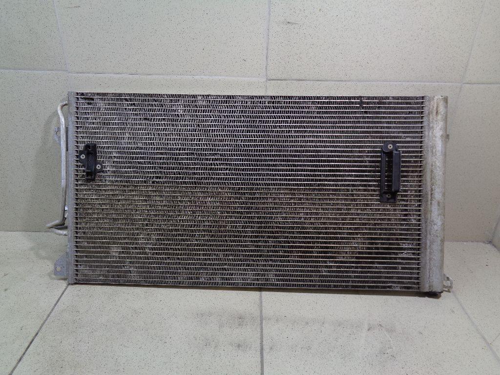 Радиатор кондиционера (конденсер) 7L0820411G