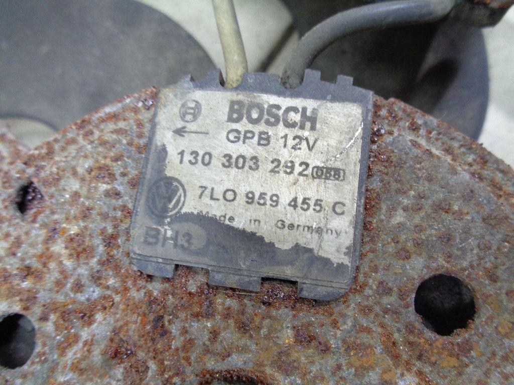 Вентилятор радиатора 7L0959455C