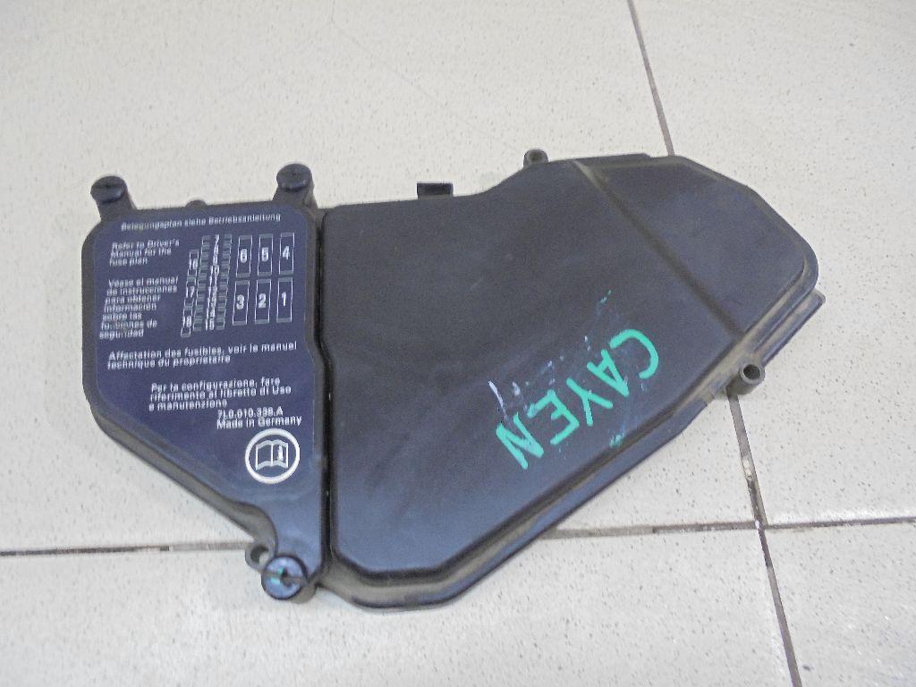 Крышка блока предохранителей 7L0937576A