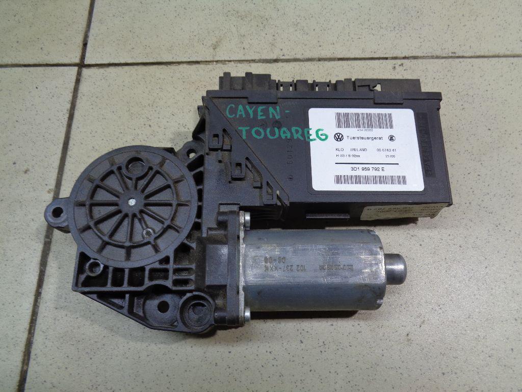 Моторчик стеклоподъемника 7L0959702G