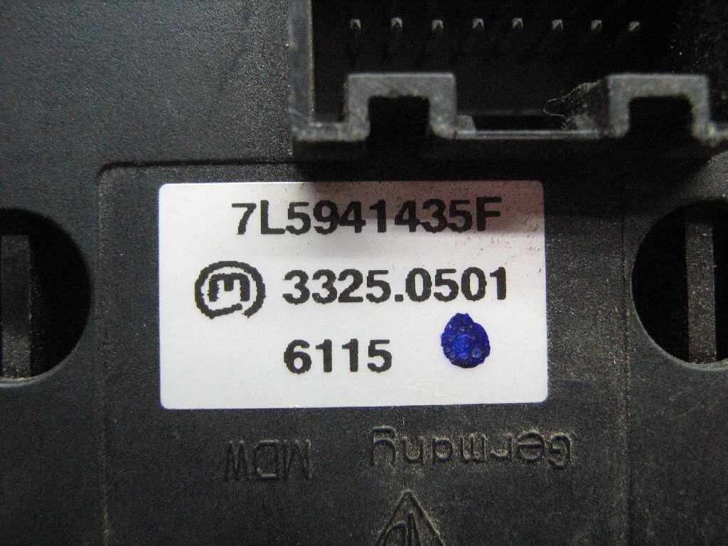 Кнопка переключения режимов подвески 95561315700