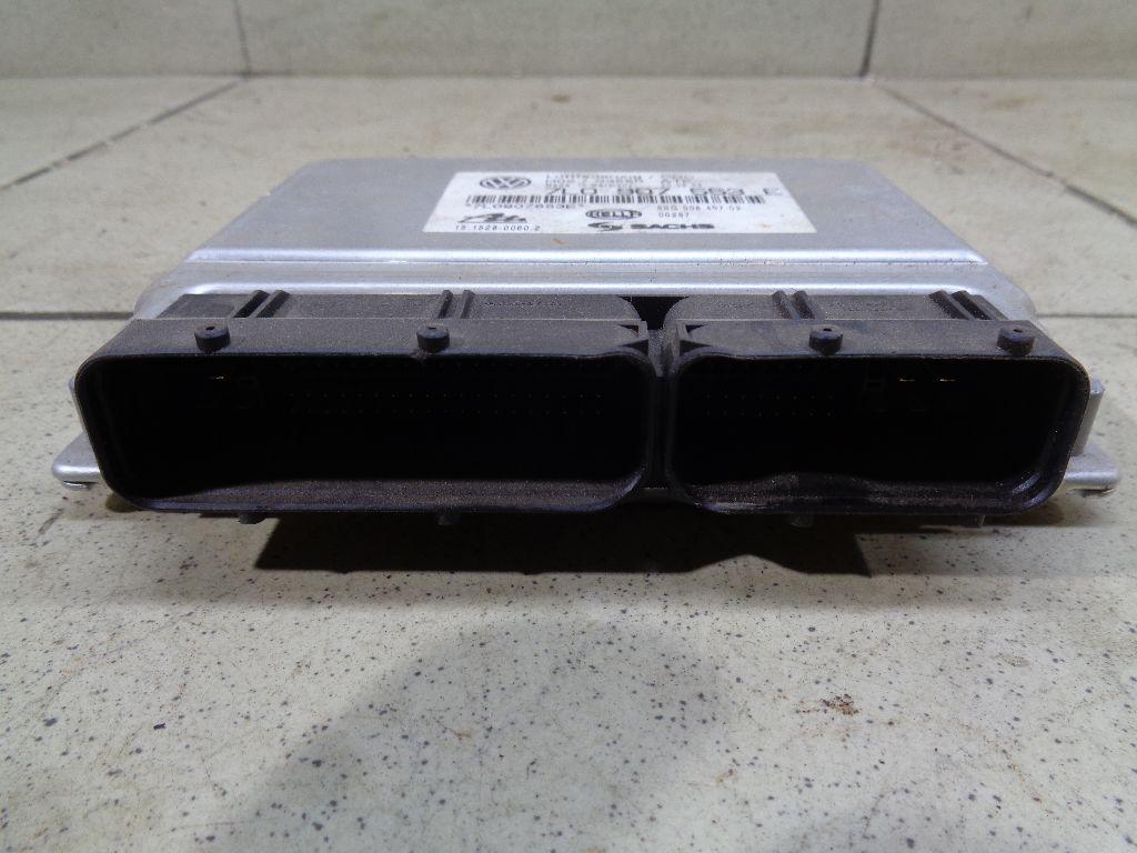 Блок управления подвеской 95561830101