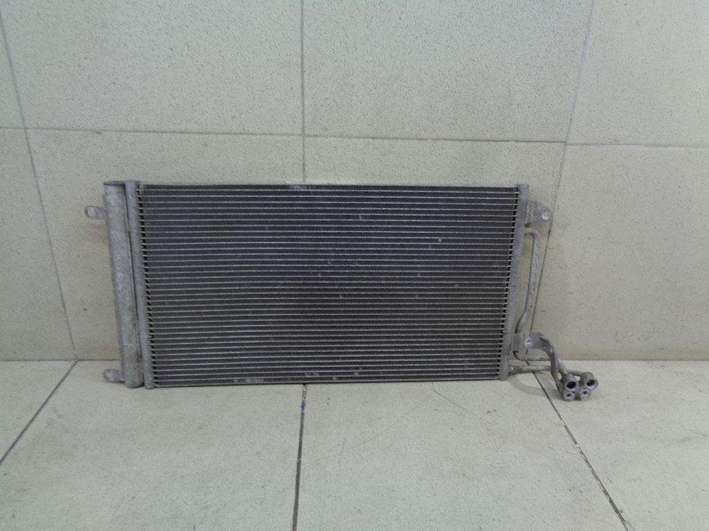 Радиатор кондиционера (конденсер) 6R0820411H