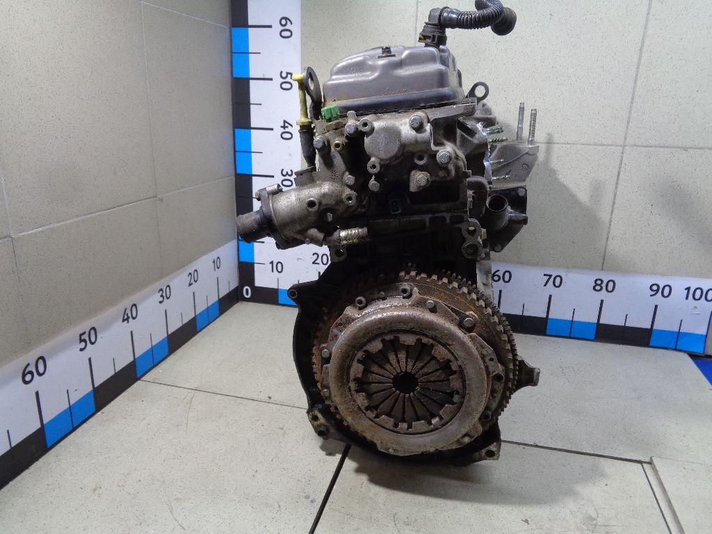 Двигатель 01357Q фото 5