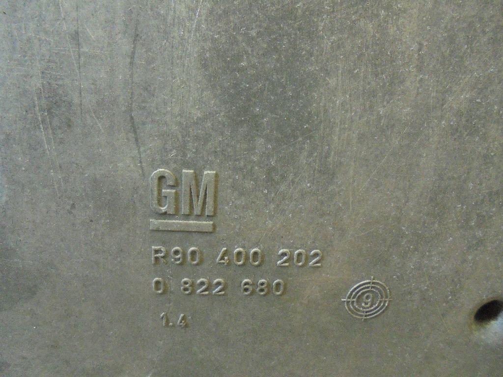 Поддон масляный двигателя 9117757