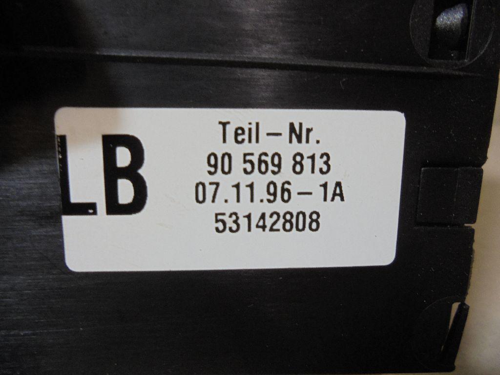 Переключатель света фар 90504968