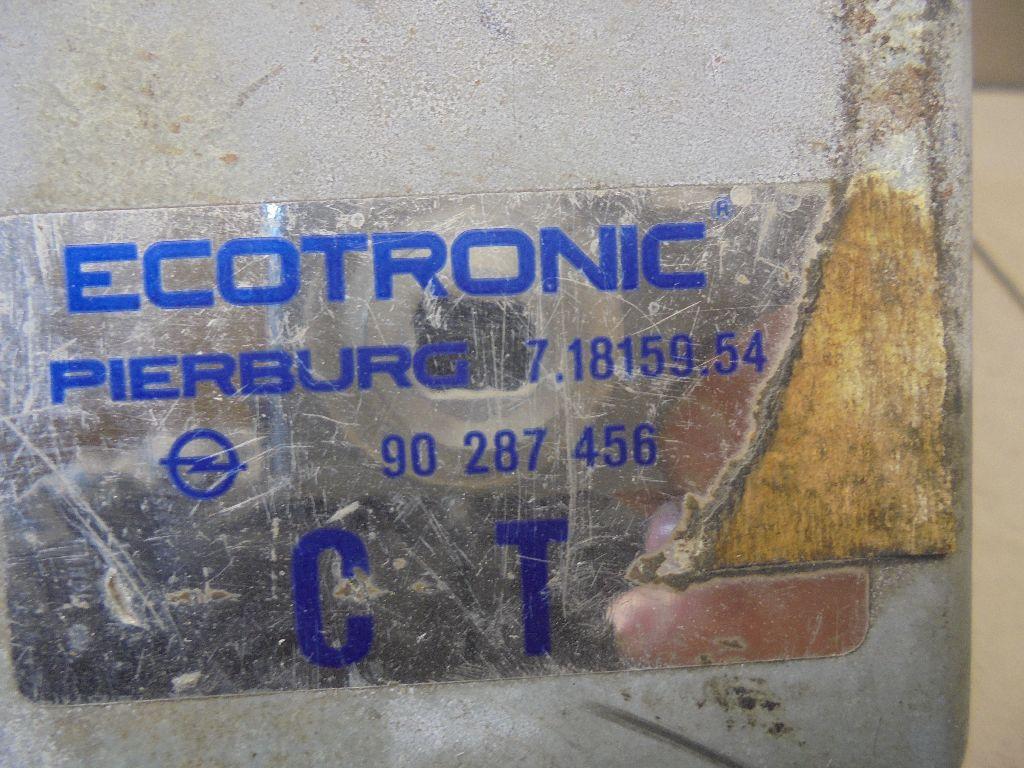 Блок управления двигателем 90287456