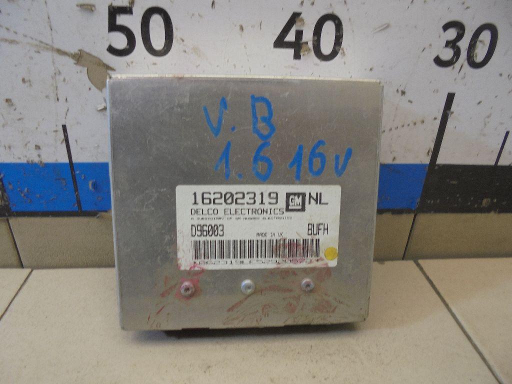 Блок управления двигателем 16202319