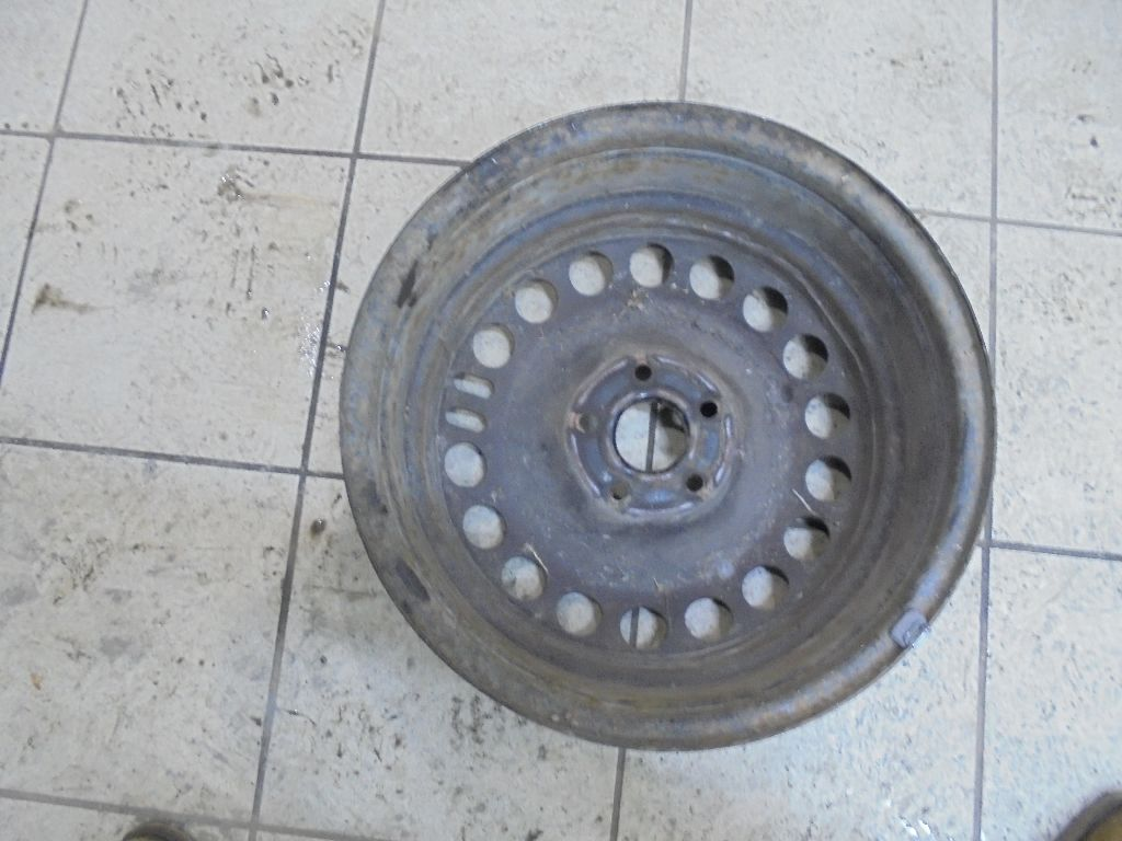 Диск колесный железо 13259234 фото 2