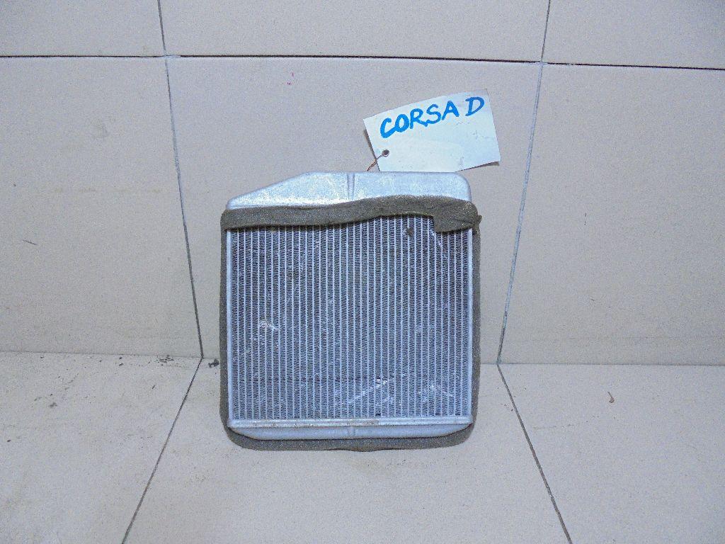 Радиатор отопителя 55702423