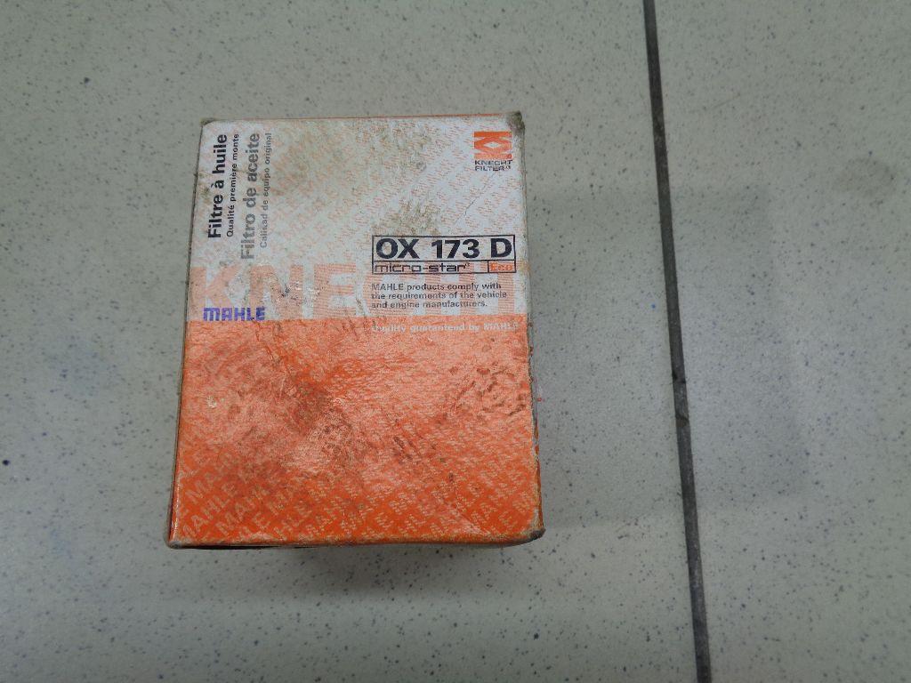 Фильтр масляный OX173D
