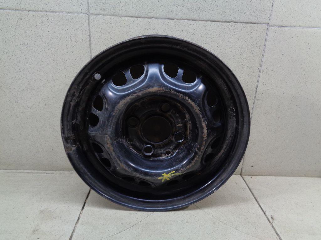 Диск колесный железо  фото 3