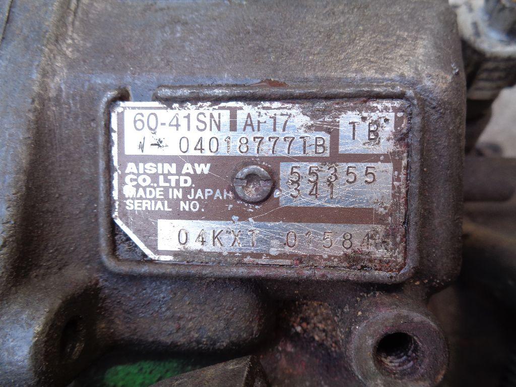 АКПП (автоматическая коробка переключения передач) 55353941 фото 9