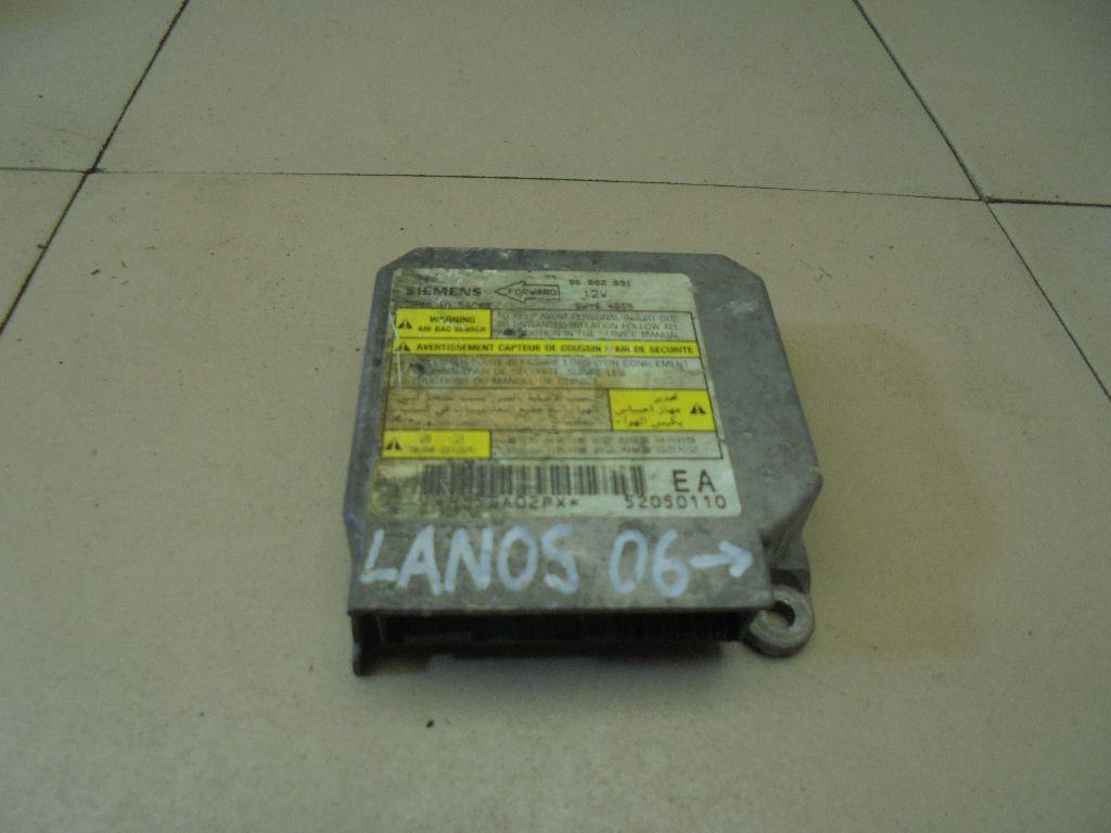 Блок управления AIR BAG 96802931