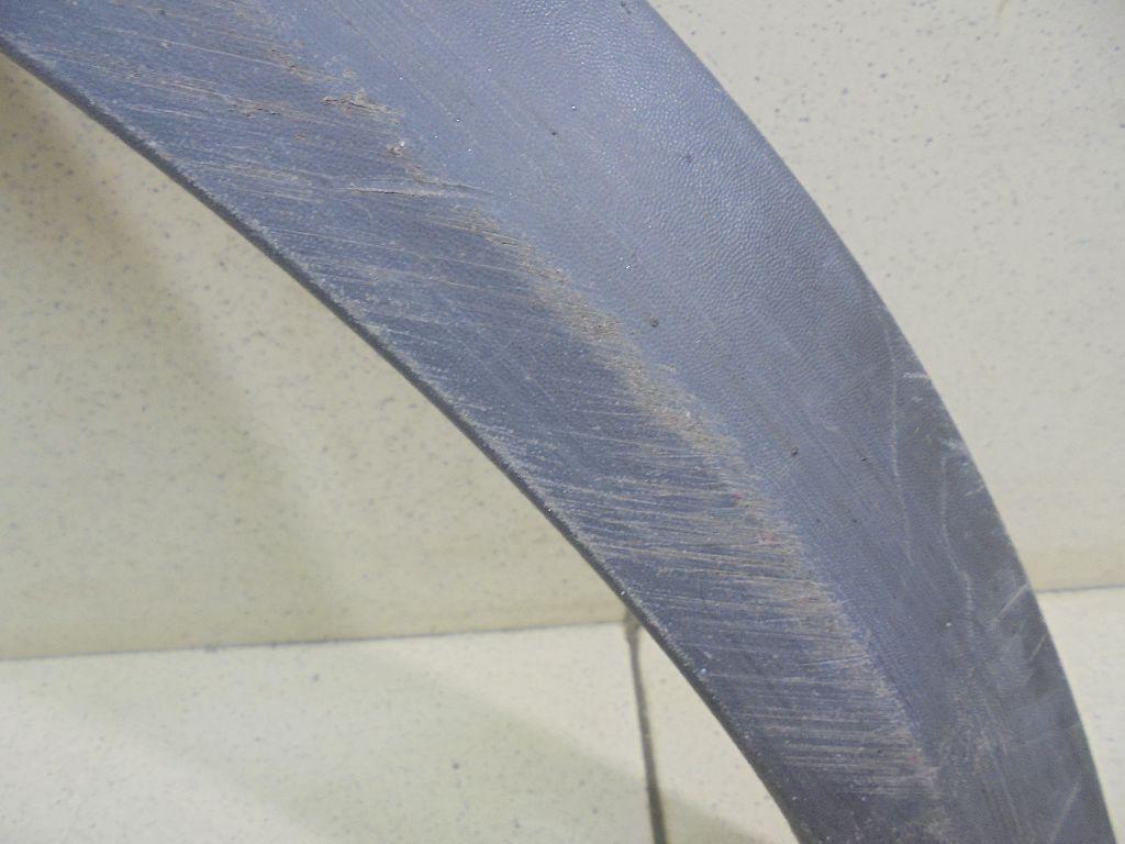 Накладка заднего крыла левого 96660209