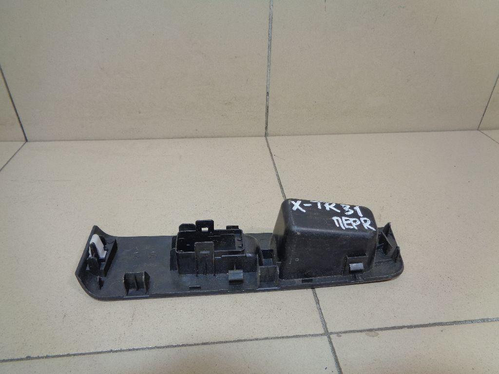 Накладка блока управления стеклоподъемниками 80960JG40A