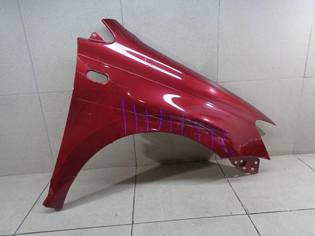 Крыло переднее правое 6RU821106B