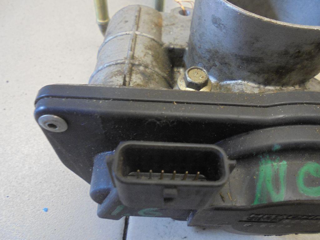 Заслонка дроссельная электрическая 16119ED00C