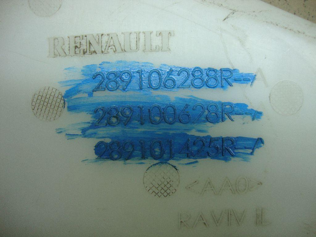 Бачок омывателя лобового стекла 289106288R