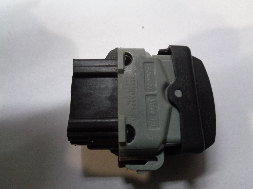 Кнопка центрального замка 252108592R