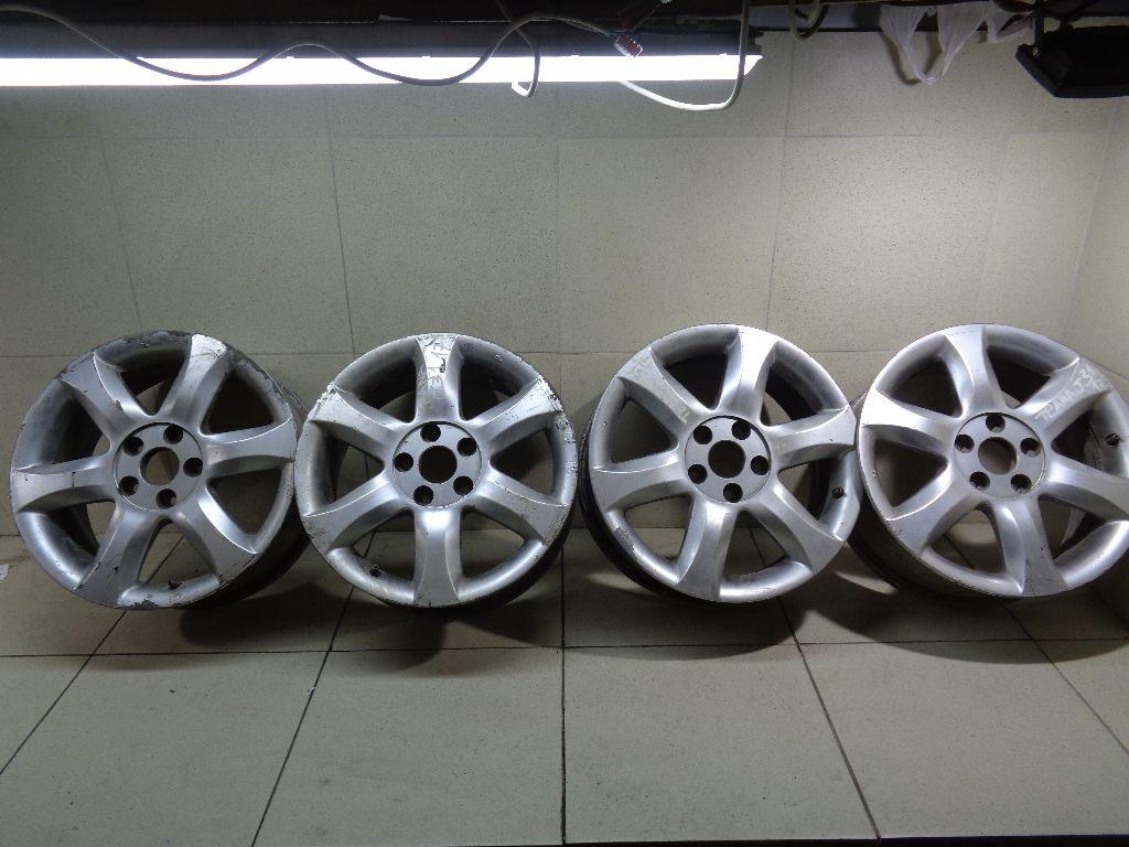 Диски колесные легкосплавные (к-кт)  фото 4