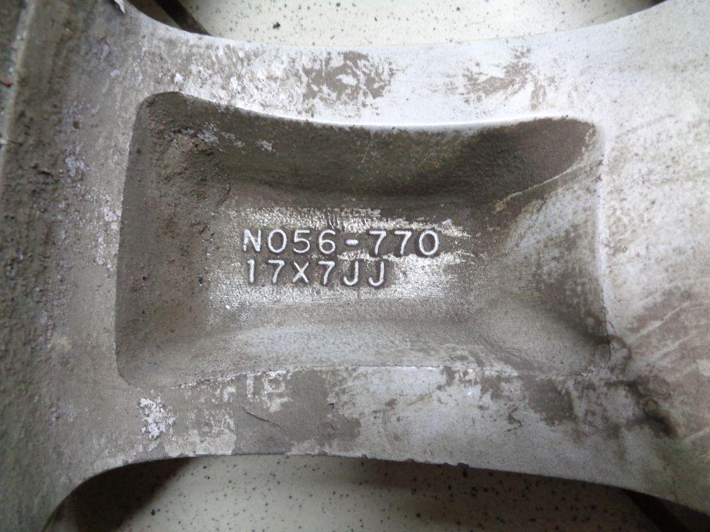 Диски колесные легкосплавные (к-кт)  фото 5