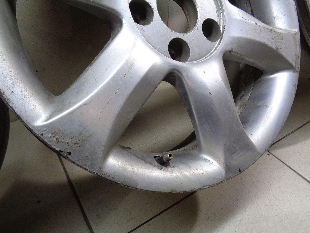 Диски колесные легкосплавные (к-кт)  фото 8
