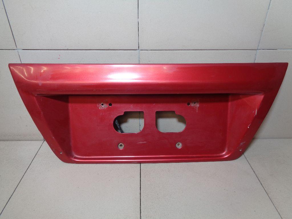 Накладка крышки багажника