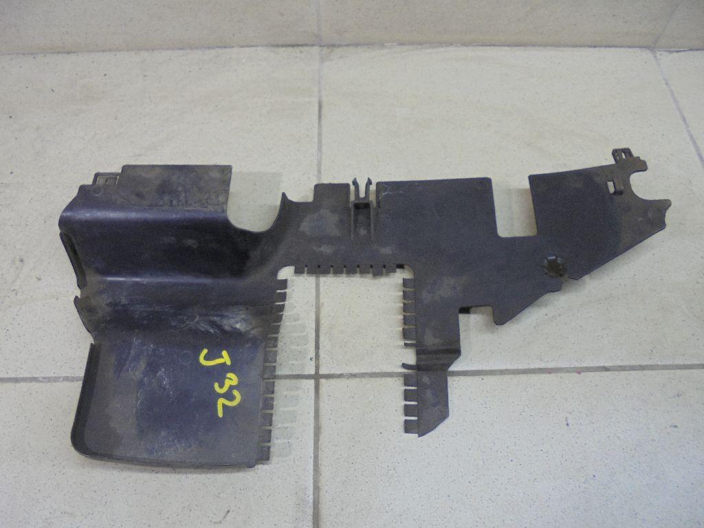 Воздуховод радиатора правый 92184JN20A
