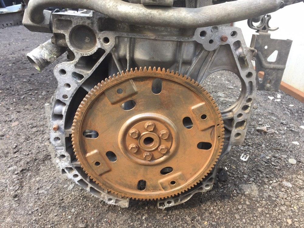 Двигатель 10102JC20B фото 5
