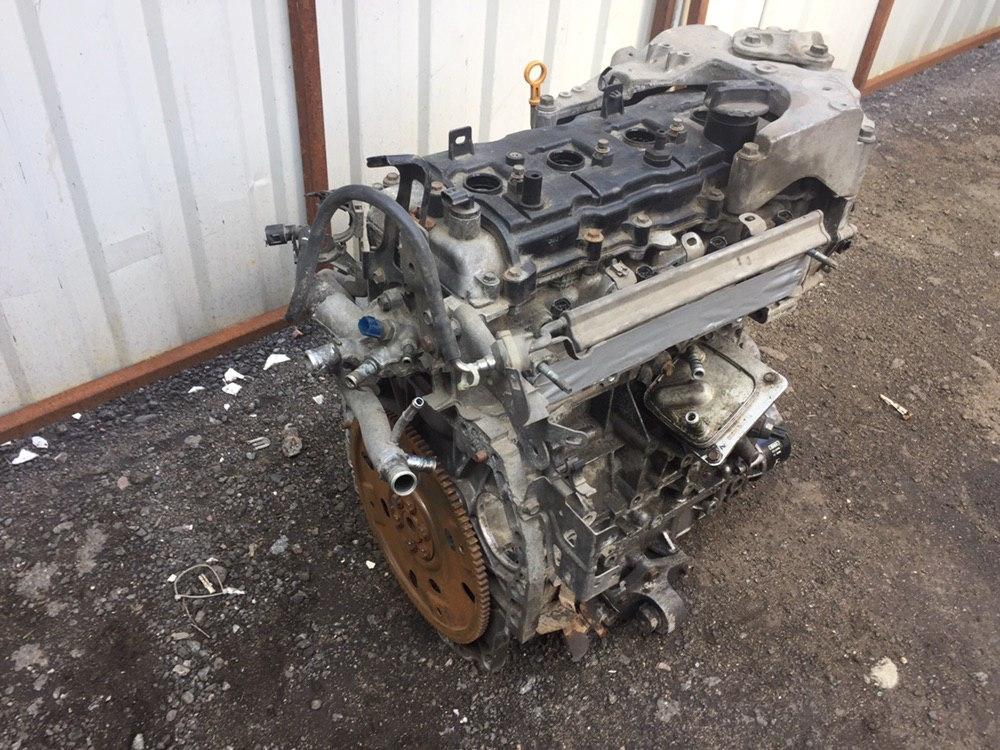 Двигатель 10102JC20B фото 6