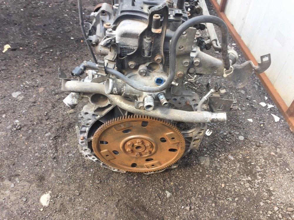 Двигатель 10102JC20B фото 8