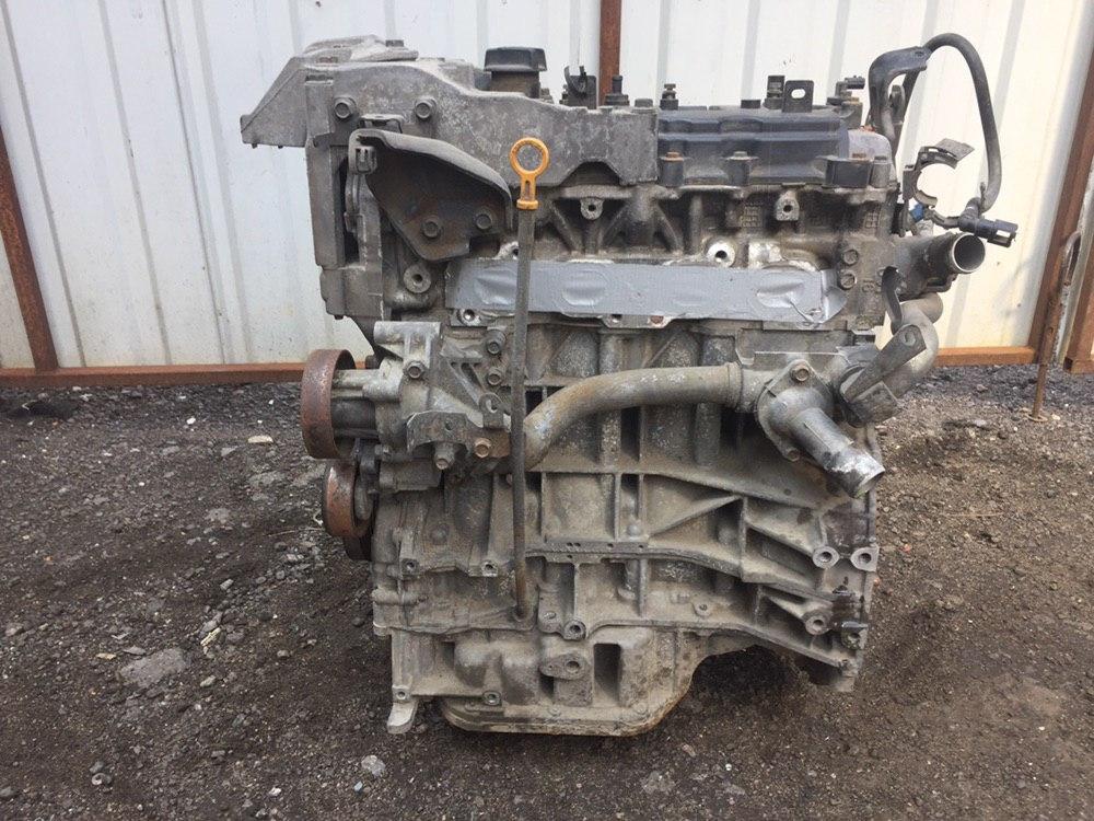 Двигатель 10102JC20B фото 9