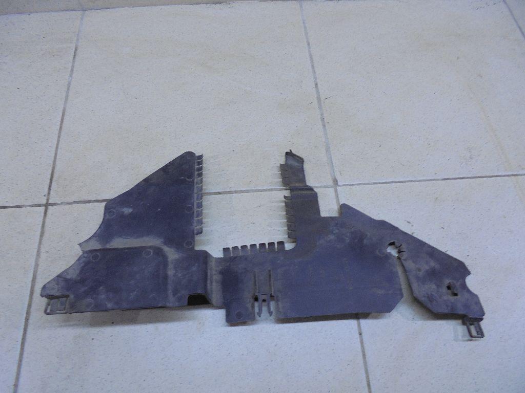 Воздуховод радиатора левый 92185JN20A