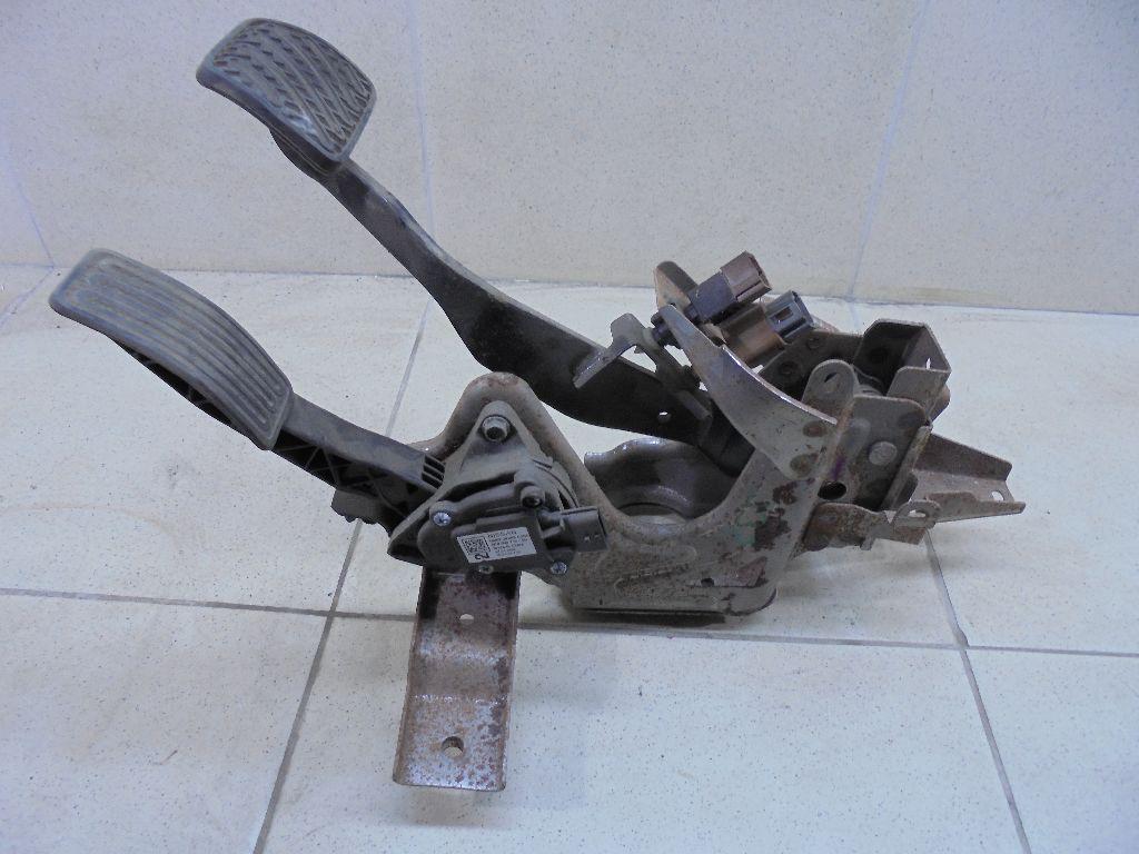 Блок педалей
