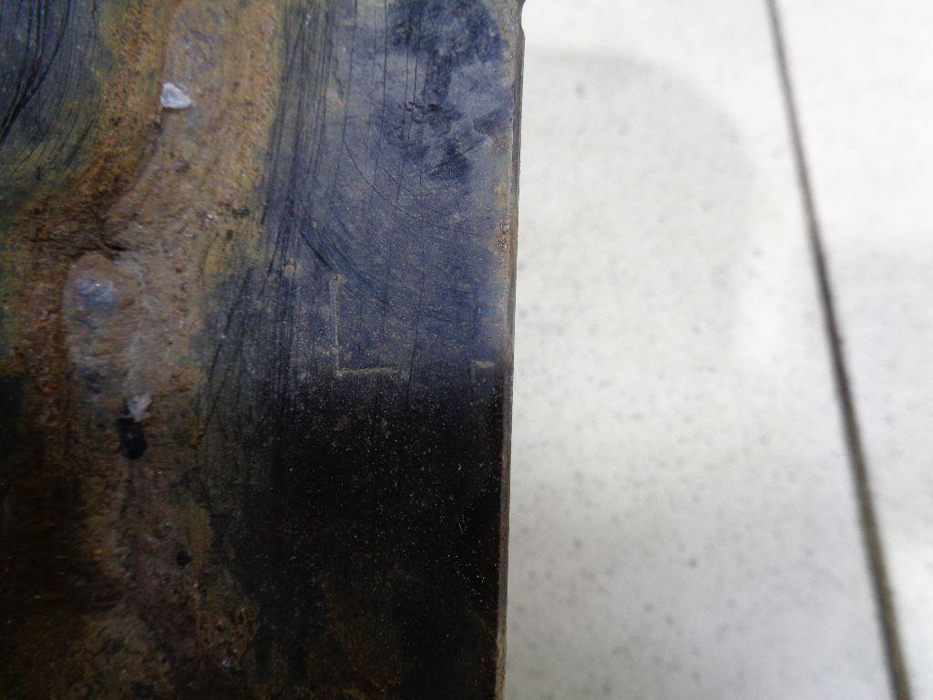 Кронштейн усилителя переднего бампера левый 62211JN00A