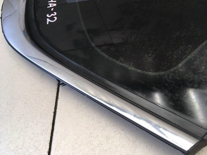 Стекло кузовное глухое правое 83300JN20B