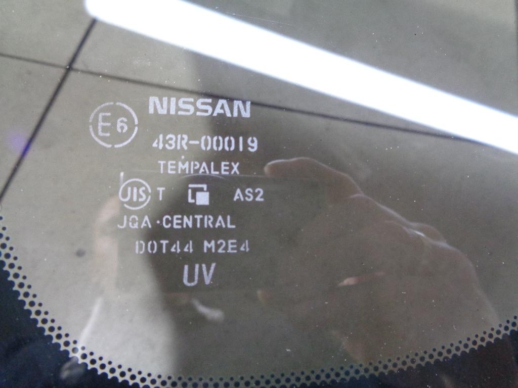 Стекло кузовное глухое левое 83301JN20B