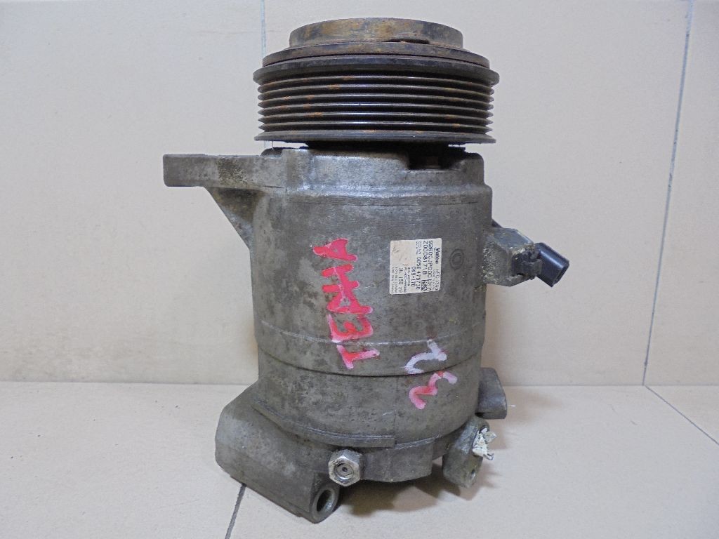 Компрессор системы кондиционирования 92600JP00C фото 3