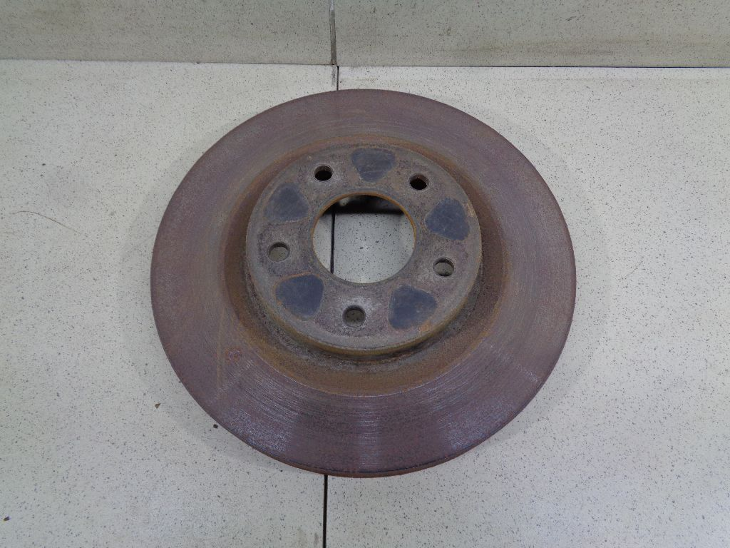 Диск тормозной передний вентилируемый 40206JN90A