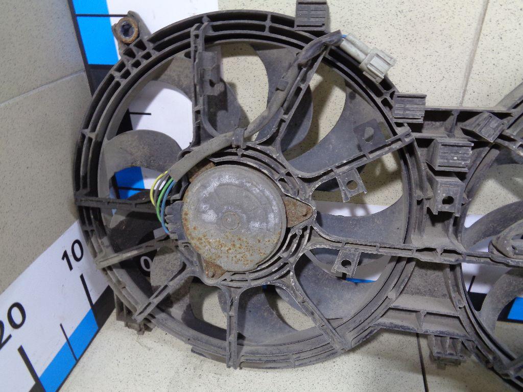 Вентилятор радиатора 214811AA0A